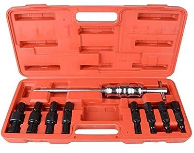 TG888 Remover Slide Hammer Internal Kit Blind Hole Inner Bearing Puller Set 8-32 mm 9 Pieces