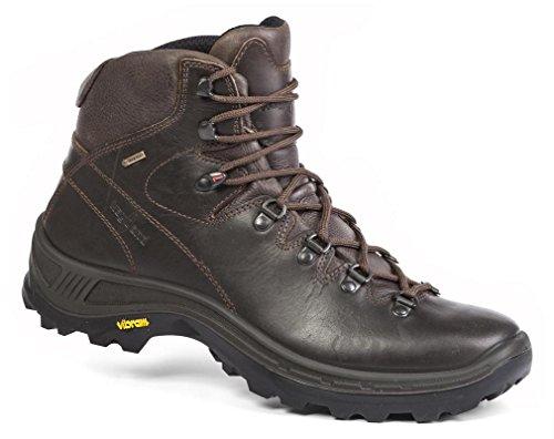 Kayland Shoes Unisex Walking Cumbria GTX Brown Brown