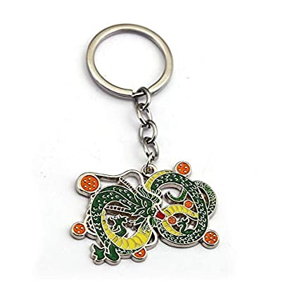 FITIONS - Japanese Anime Dragon Ball Z Keychain Metal ...