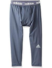 Adidas Big Boys' Baselayer 3/4 Tight