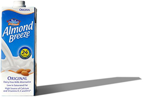 Almond Breeze Original Drink 1Ltr (Pack of 48) by Almond Breeze