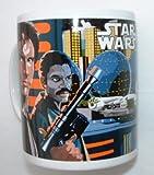 Star Wars Official Ceramic Mug Han Solo Falcon Crew