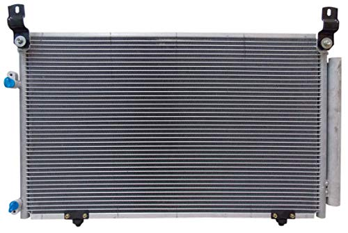 Sunbelt A/C AC Condenser For Toyota Highlander 3053 Drop in - 2003 Toyota Highlander Radiator