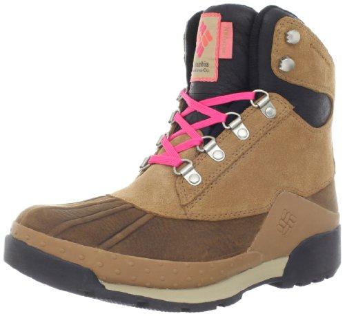Columbia Women's Bugaboot Original Omni-Heat Snow Boot,Elk/Black,11 M US