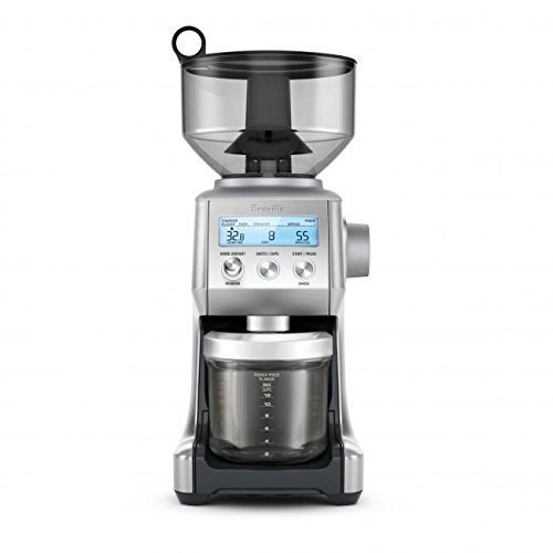 Breville RM-BCG820BSSXL The Smart Grinder Pro Coffee Bean Grinder, Brushed Stainless Steel (Certified Refurbished) by Breville