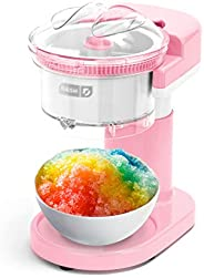 DASH Shaved Ice Maker Perfectly Snow Cones, Easy to Use