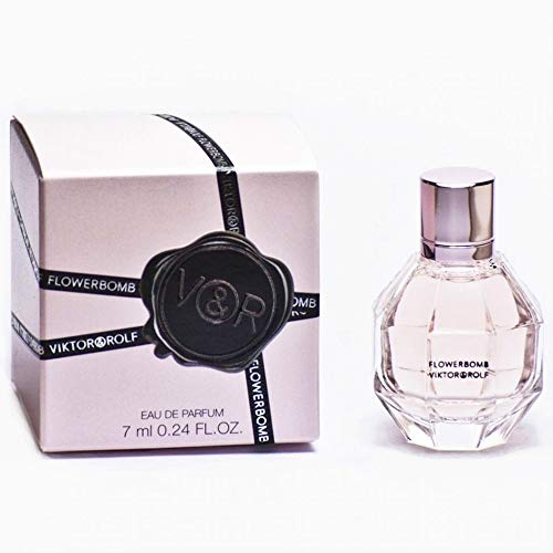 Rolfs Pocket - Viktor & Rolf Flowerbomb Eau De Parfum ~ Travel Size Splash Top Mini ~ 0.24 fl oz