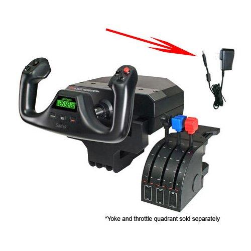 Saitek Pro Flight Yoke Power Adapter (PZ44UX)