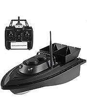 Lixada Barco de Cebo de Pesca Inteligente Inalámbrico Control Remoto Buscador de Dispositivos Rango Inalámbrico 500m