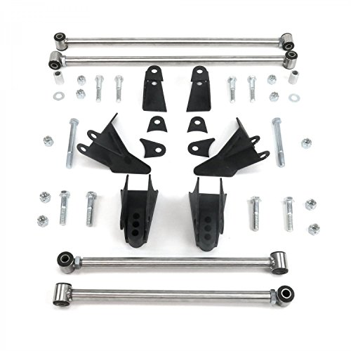 Helix 733196 Triangulated 4-Link Kit (Chevy Bel Air 1949-1954 Heavy Duty)