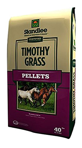 (Standlee Hay Company Timothy Pellets, 40 lb)