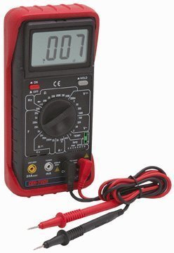 Cen-Tech 11 Function Digital Multimeter with Audible Continuity by Cen-Tech