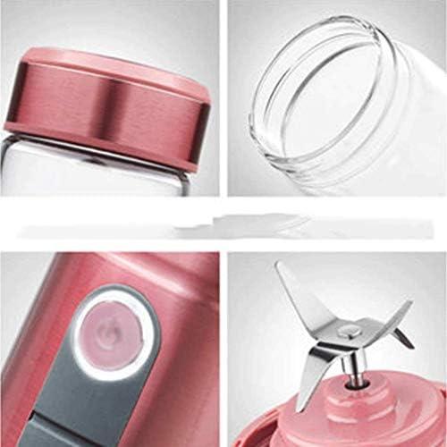 Portable Juicer Cup Blender, Mini Juice Mixer met bijgewerkte Blades, fruit Babyvoeding Mengmachine Met krachtige motor Xping