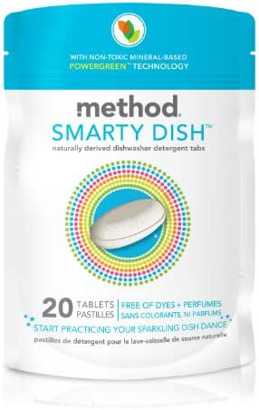 Dishwasher Detergent: Method Smarty Dish