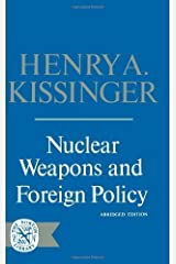 Nuclear Weapons & Foreign Policy by Henry Kissinger (1969-05-17) Paperback