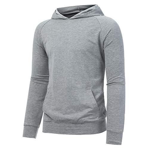 Pullover Capucha Invierno Hombres Con Suéter Hoodies Diseño For Cremallera Men Yiylinneo Camiseta Gris Sudadera Hombre tqxwXfPn