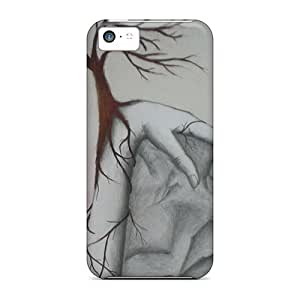 New Design On EtneBRy5296ifoWh Case Cover For Iphone 5c