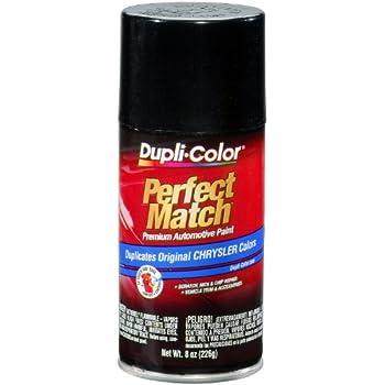 Dupli-Color EBCC04277 Brilliant Black Pearl Chrysler Perfect Match Automotive Paint - 8 oz. Aerosol