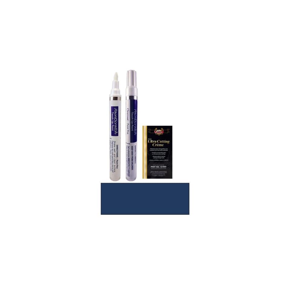 1/2 Oz. Capri Blue Metallic Paint Pen Kit for 2008 Mercedes Benz CLK Class (359/5359)
