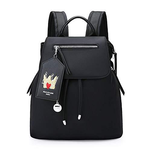 Diseño Oxford Tela Moda Backpack Y Personalidad Del Generosa Casual De Versión Boca Coreana Señoras Nylon La Mochila Bolsa Simple Hombro Bolso Las Multifunción Z1xn6Zq
