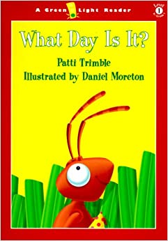 Book What Day Is It? (Green Light Readers Level 1)
