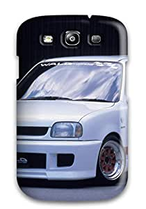 Waterdrop Snap-on 1999 Wald Nissan March Case For Galaxy S3