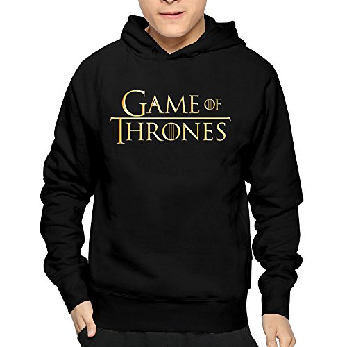 Lightweight 80's Juniors Male's Game Of Thrones XX-Large Hoodies