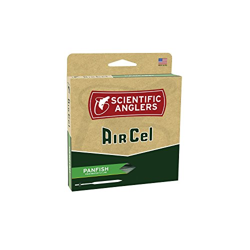 Scientific Anglers 4012751 Aircel Floating Panfish Fly Line-5/6-Orng