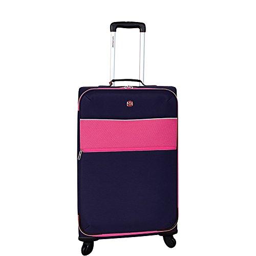 swissgear-travel-gear-24-4-wheeled-spinner-pink