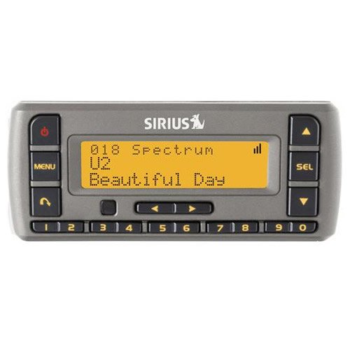 SV3R Stratus Satellite Radio Receiver