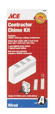 Ace Contractor Chime Kit (36465)