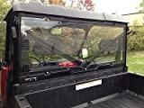 2013 polaris ranger cab - Polaris Ranger XP900 Cab Back Rear Windshield Enclosure 2013-2014