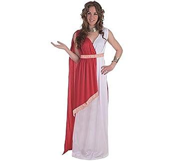 Creaciones Llopis Disfraz de Romana Luxus para Mujer: Amazon ...