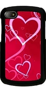 Funda para Blackberry BB Q10 - Modelo Rojo Del Corazón by Grab My Art