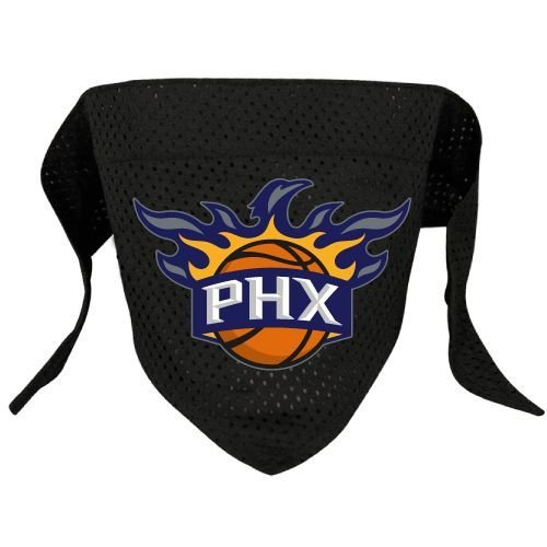 Hunter MFG Phoenix Suns Mesh Dog Bandana, Large