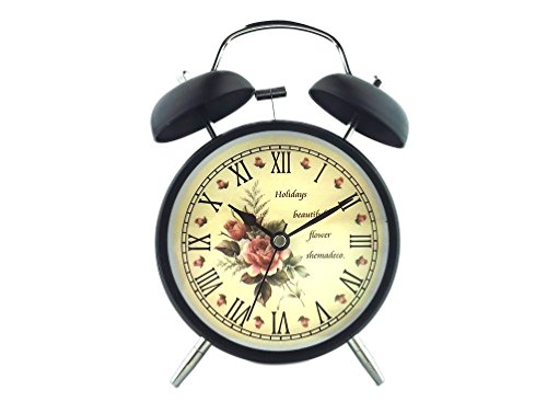 loud-alarm-clock-for-heavy-sleepers-with-twin-bell-and-light-ghome-offer-beside-desktop-non-ticking-