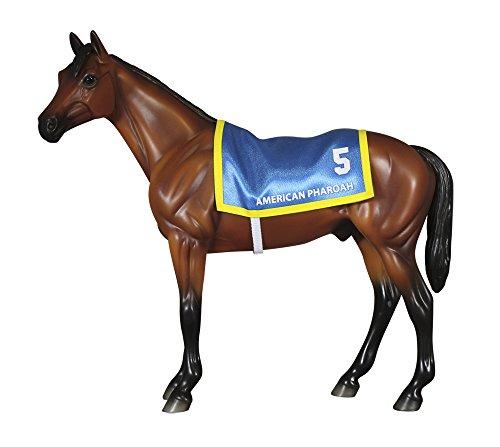 Breyer Racing (Breyer Classics American Pharoah Horse Toy Model)
