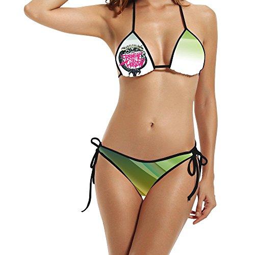 Bring Me The Horizon Suicide Season Album Beach Wear Bathing Suits For Ladies