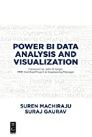 Power BI Data Analysis and Visualization Front Cover