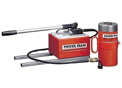 25 Ton Capacity SPX Power Team RPS2514 Cylinder and Pump Set 14 1//4 Stroke 14 1//4 Stroke SPX Power Team Corporation POW   RPS2514