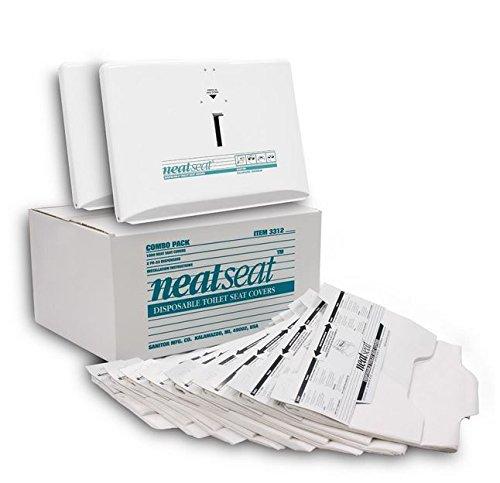 NeatSeat Combo Pack - Painted Finish (White)