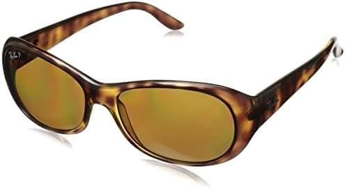 Ray-Ban Womens Sunglasses (RB4061) Plastic