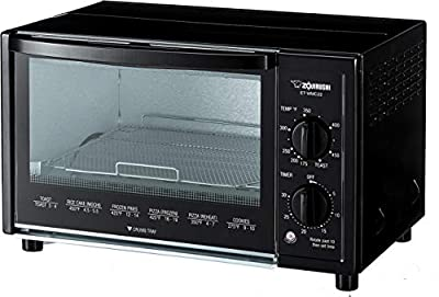 Zojirushi ET-WMC22 Toaster Oven, Black
