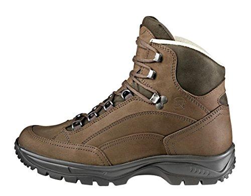 Hanwag Canyon, Zapatos de High Rise Senderismo para Hombre - Erde
