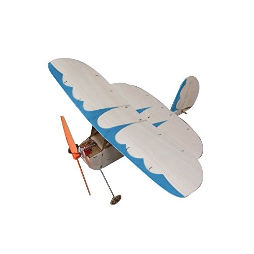 BangBang TY Model NO.7 292mm Wingspan Wood Park Flyer RC Airplane (Rc Park Flyers)