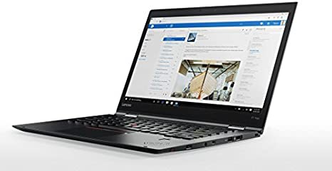 "Lenovo Thinkpad X1 Yoga 2nd Gen 2-in-1 Laptop (20JD-004UUS) Intel i7-7500U, 8GB RAM, 512GB SSD, 14"" IPS, Win10 Pro64"