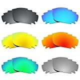 Revant Vented Replacement Lenses for Oakley Jawbone 6 Pair Combo Pack K025