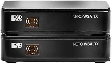Nero WSA Subwoofer Transmitter Frequency Diversity product image