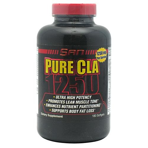 SAN pure CLA 1250, 180 Softgels 180 gélules