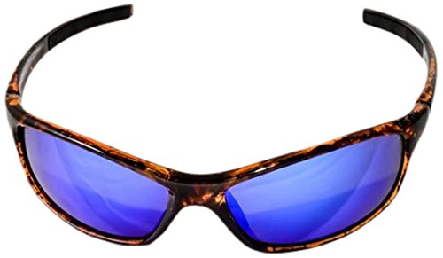 Ocean Waves Sunglasses Molokai Ocean Waves Molokai Sunglasses with Offshore Blue Lenses), Tortoise Frame Frame, Offshore - Waves Sun Ocean Glasses